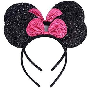 2 pack of Minnie Mouse ears